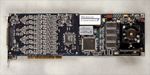 dap data acquisition processor board